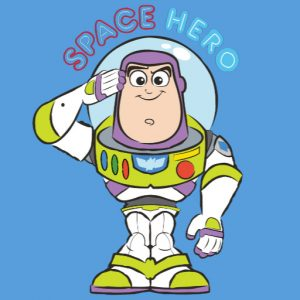 "Buzz Lightyear ""Space Hero"""