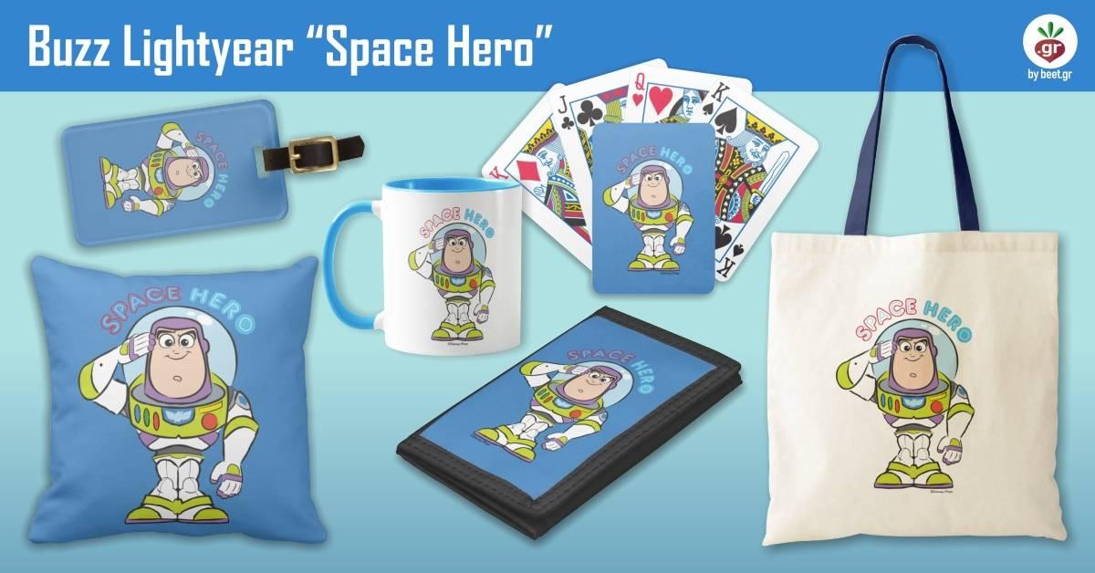 "Buzz Lightyear ""Space Hero"""