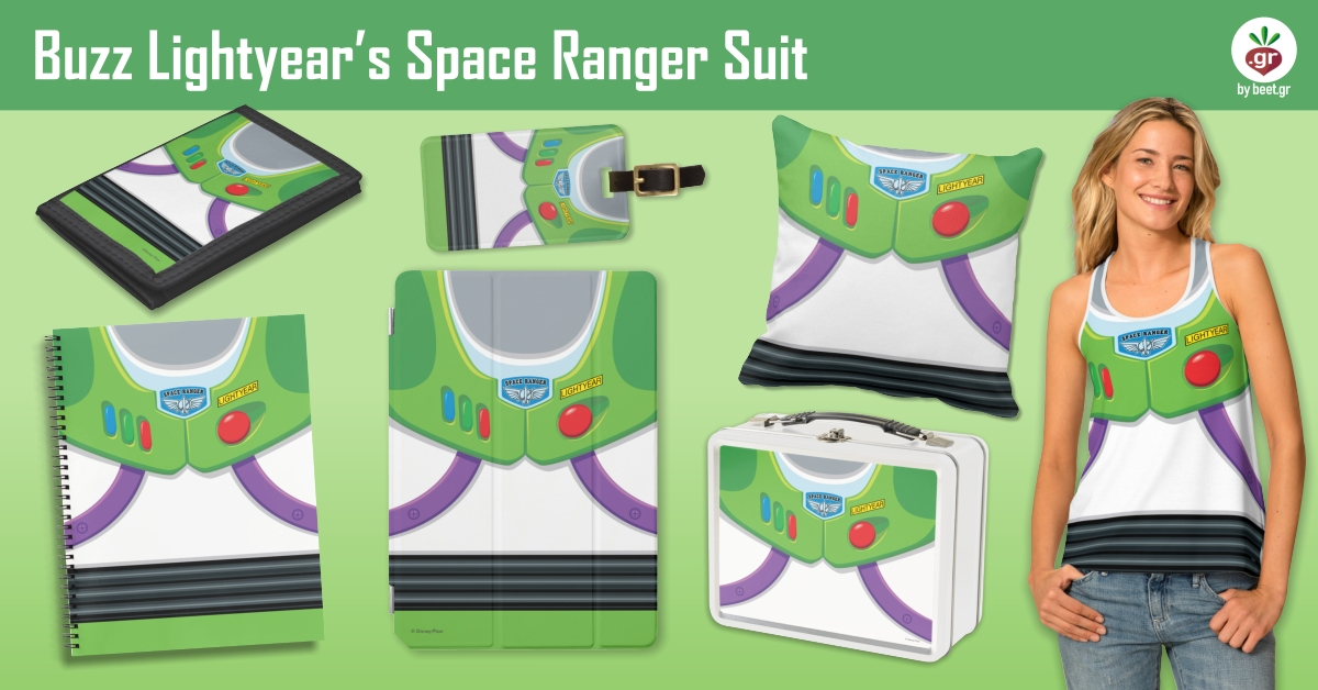 Buzz Lightyear's Space Ranger Suit