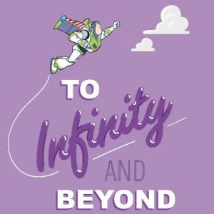 "Buzz Flying ""To Infinity And Beyond"""