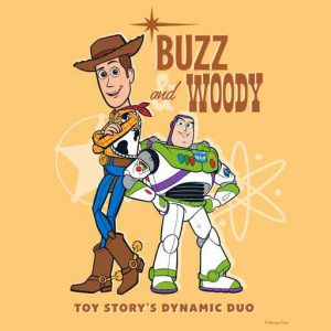 "Buzz & Woody ""Dynamic Duo"""