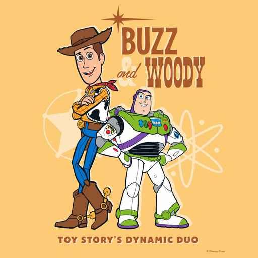 """Buzz & Woody """"Dynamic Duo"""""""
