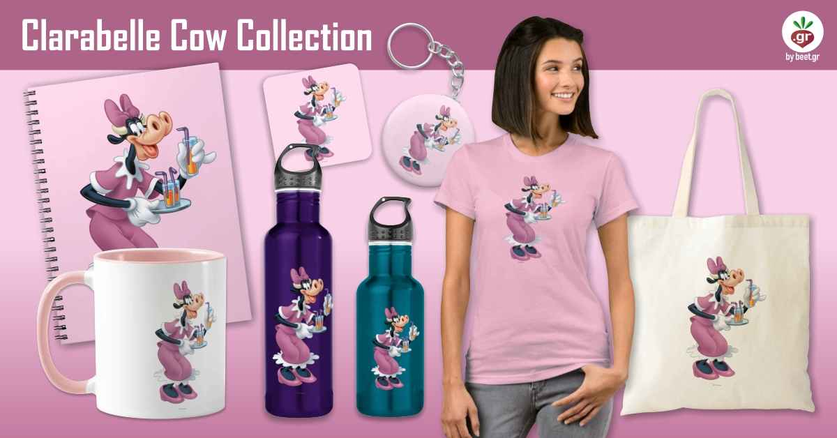 Clarabelle Cow Collection
