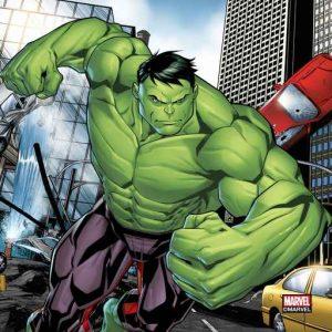 Hulk Charge