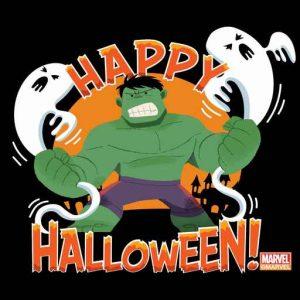 Hulk Halloween