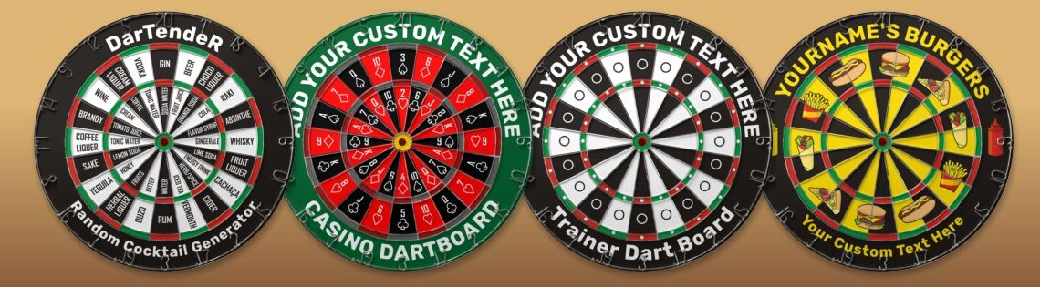 Special Dartboards
