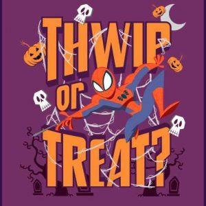 Spiderman Halloween