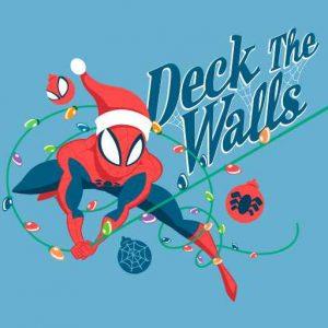 Spiderman Winter Holidays