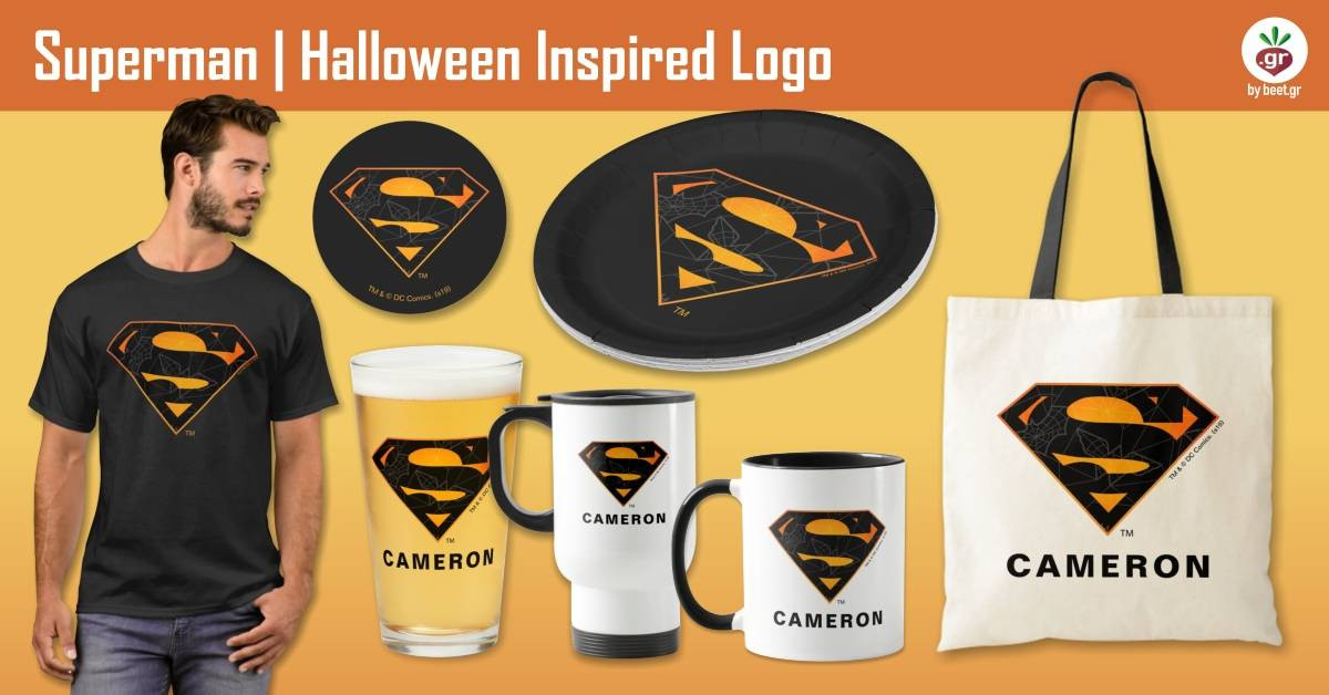 Superman | Halloween Inspired Logo
