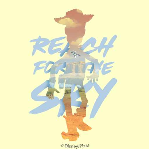 """Reach For The Sky"" Woody & Buzz Art"