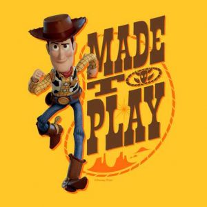 "Woody ""Made To Play"""