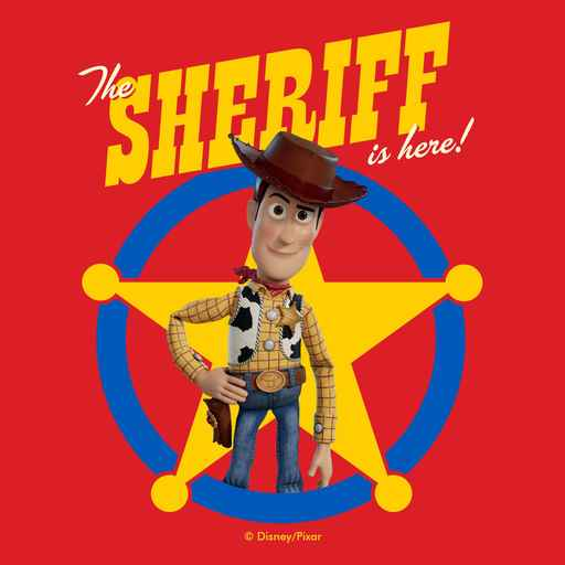"Woody ""The Sheriff Is Here"""