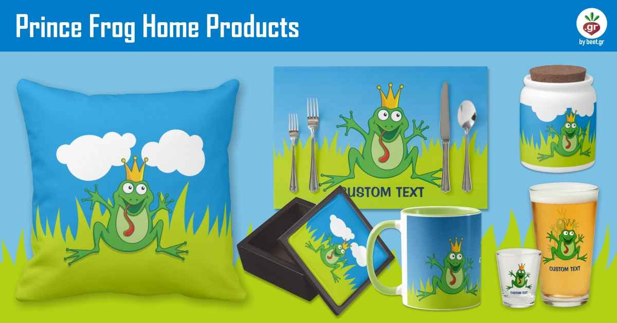 Prince Frog Home Products