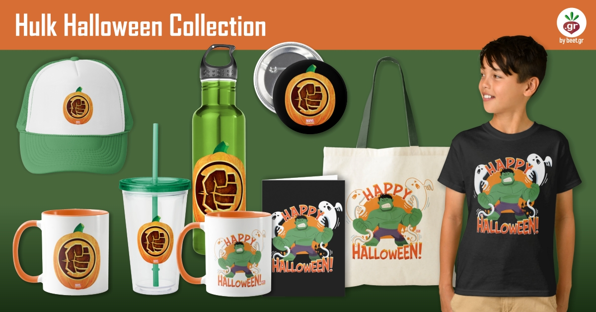 Hulk Halloween Collection