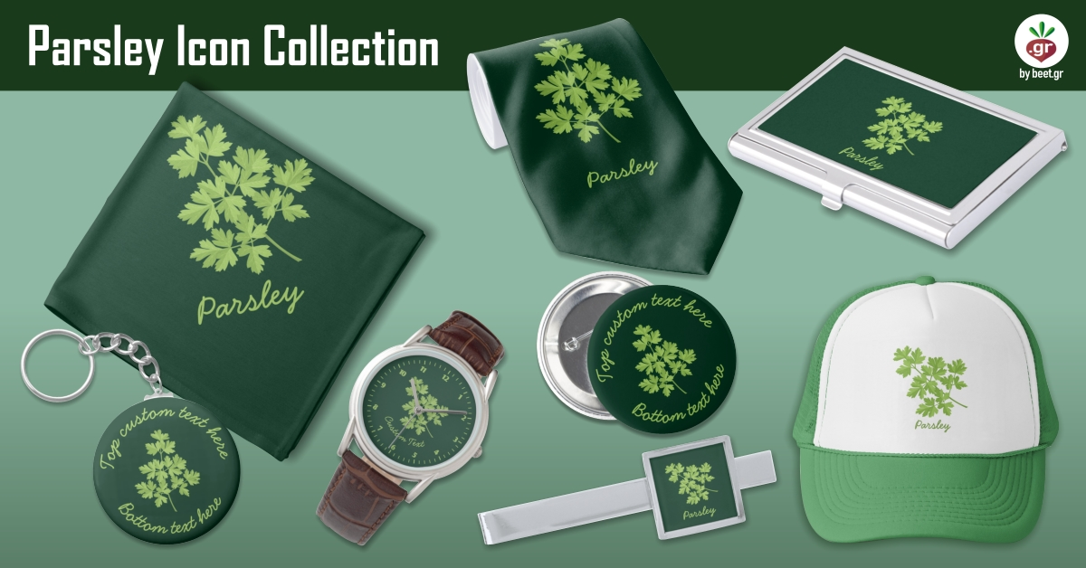 Parsley Icon Collection