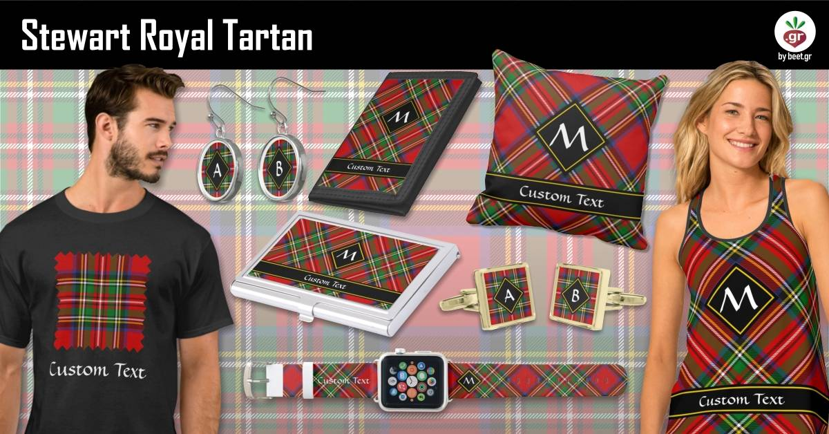 Royal Stewart Tartan Collection