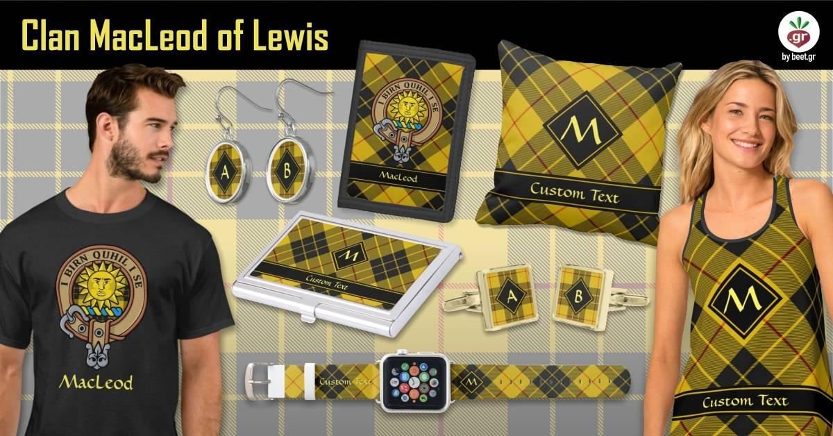 Clan MacLeod of Lewis Tartan