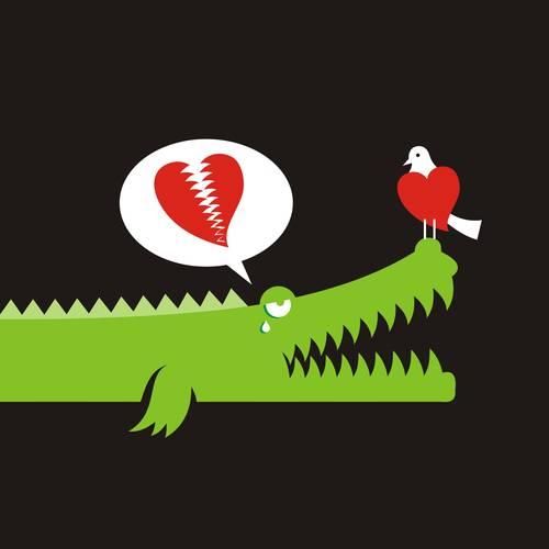 Alligator in Love